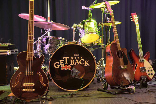 Getback| Sound of the Sixties